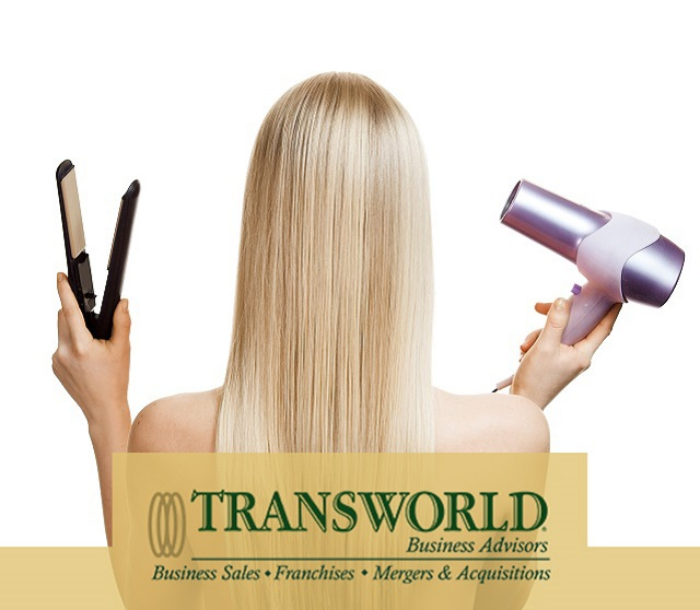 Salon/Spa over 20 yrs old, loyal clientele, low rent, growth opp!