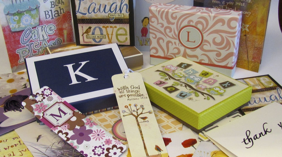 Manufacturer and Distributor of Specialty Greeting Cards and Stationary