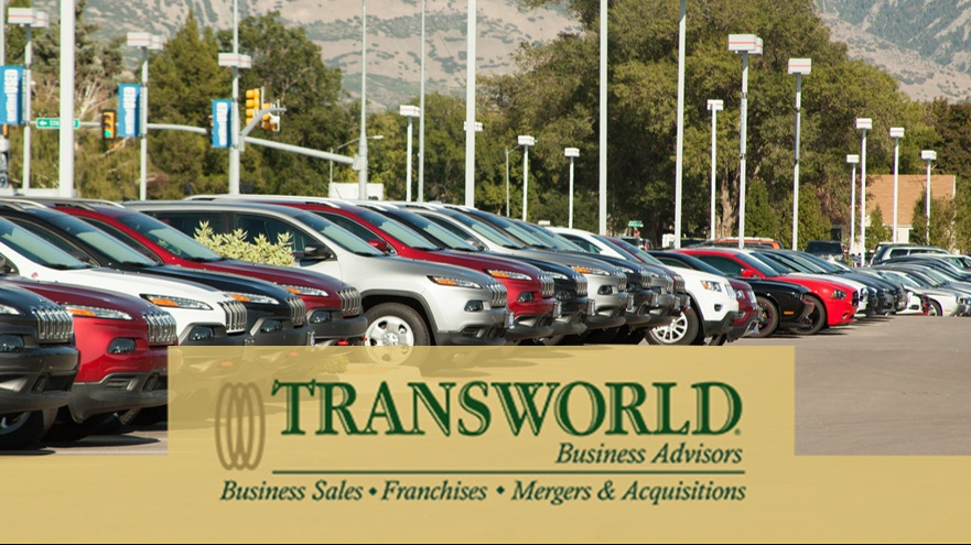 Well Established Used Car Sales Business