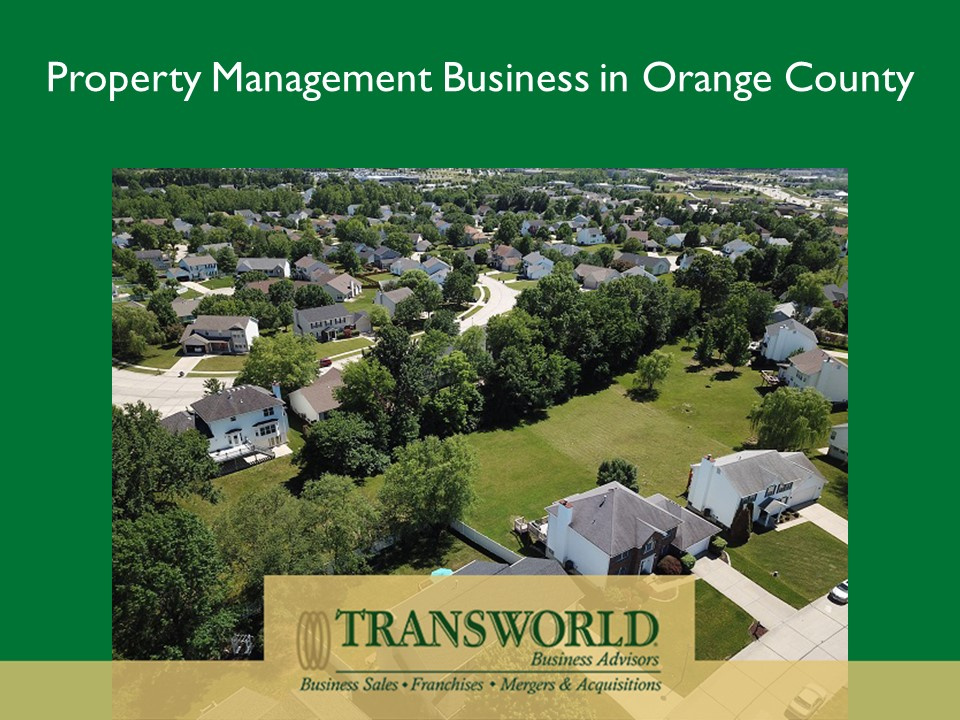 Property Managment Company in OC