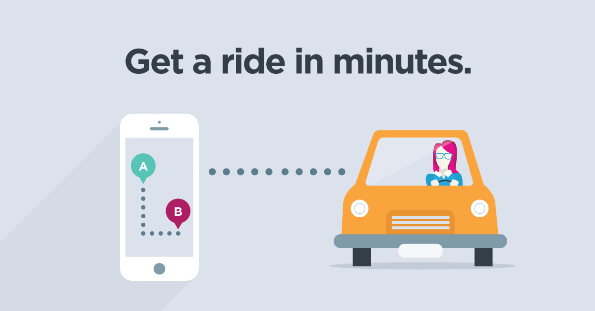 A finished niche Rideshare App ready to go, Apple & Android