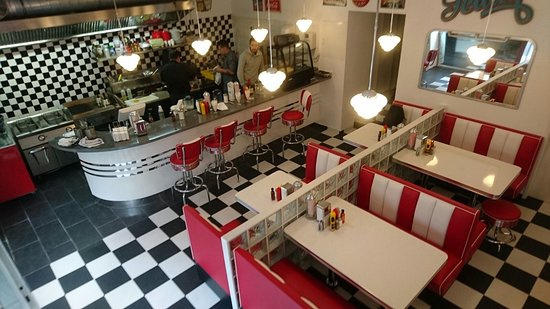 Historic American Diner