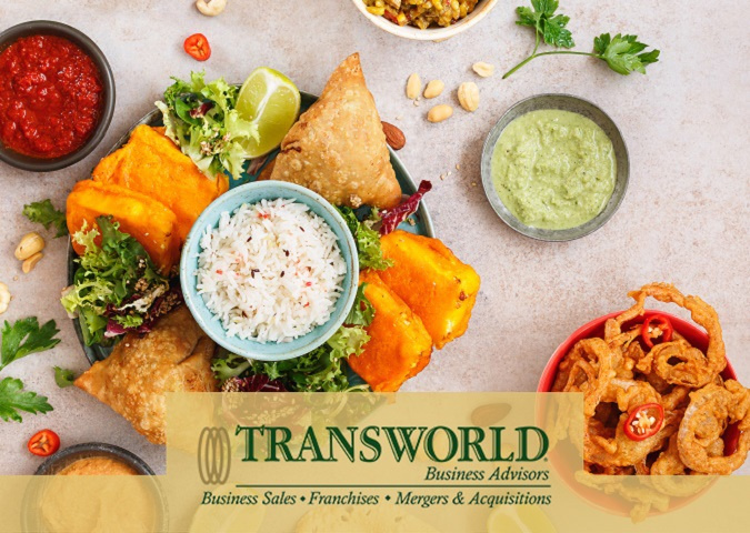 Full Service Indian Restaurant in Shopping Center-Price Reduced