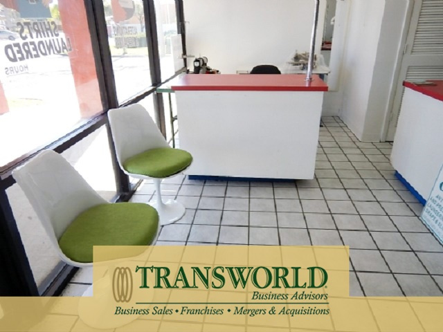 Dry Cleaning Drop Store For Sale!!