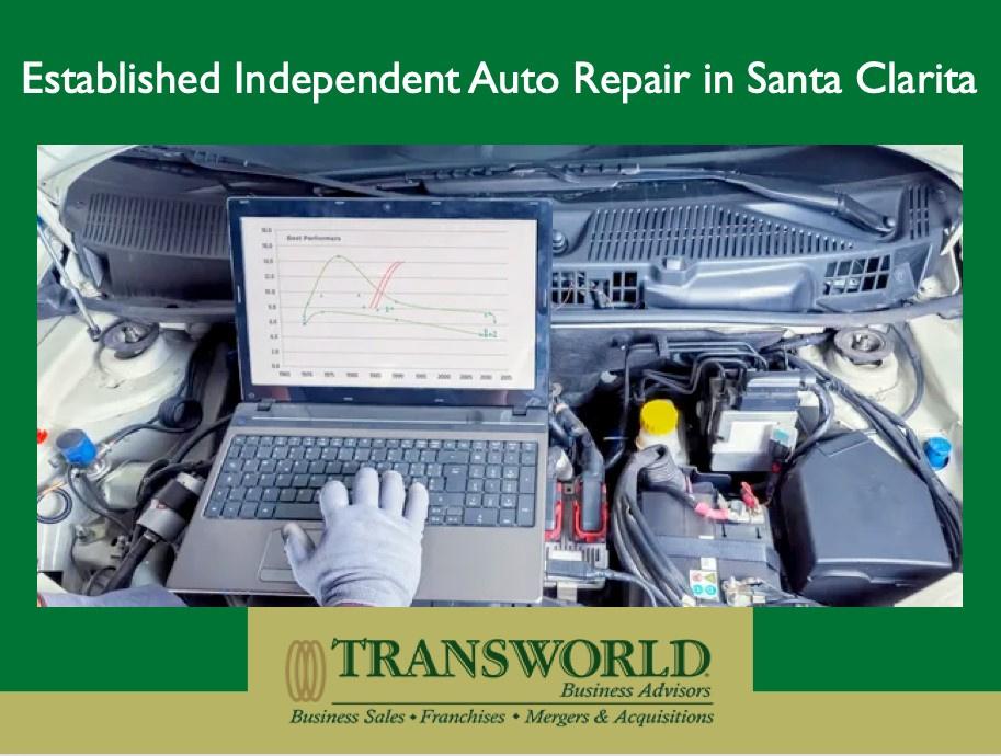 Independent Auto Repair in Santa Clarita Valley