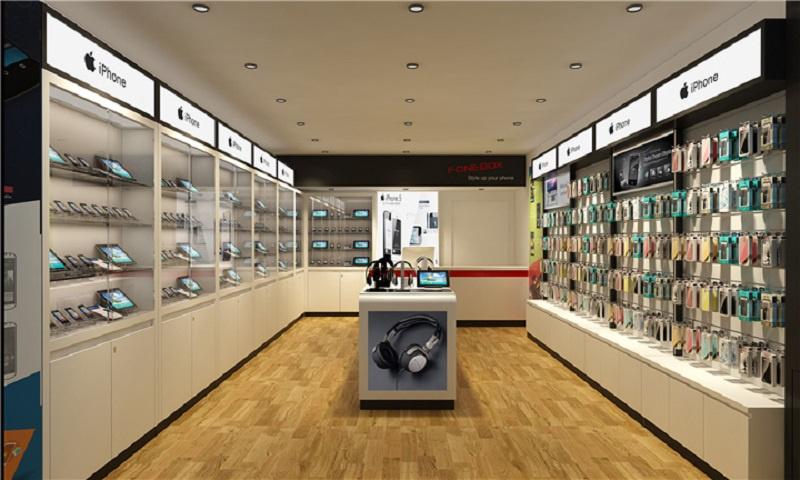 Semi Absentee Mobile Phone Retailer