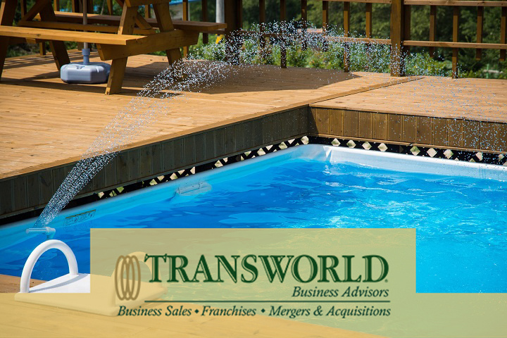 Growing Pool Supply Store with Servicing and Repair