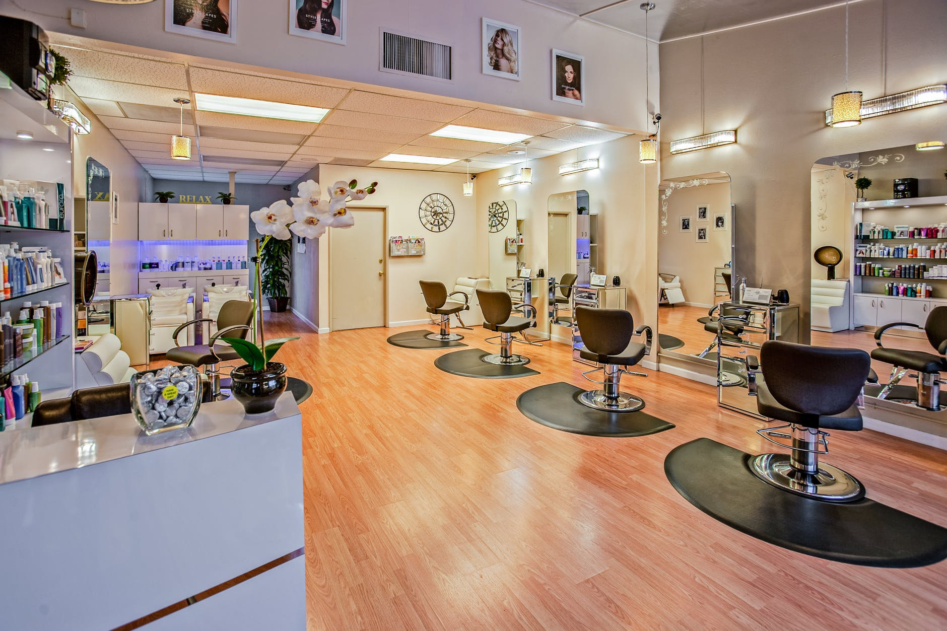 Established Salon and Day Spa For Sale