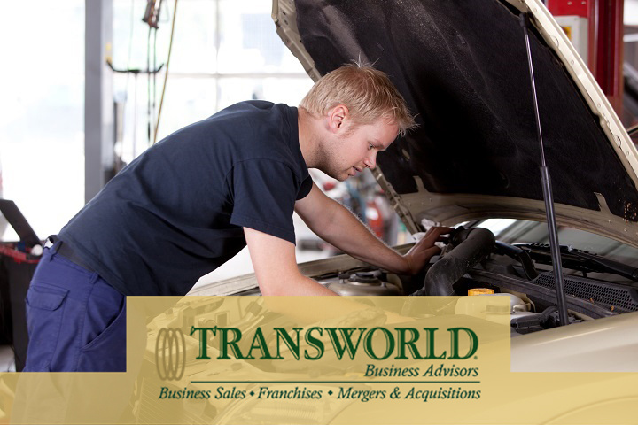 Auto Repair Business & Ten Years Same Location