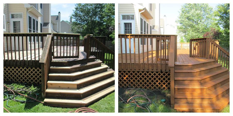 *Price Reduced Lucrative Part Time Deck & Fence Staining Business