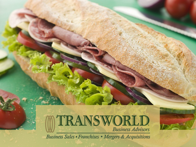 Specialty Sandwich Shop For Sale