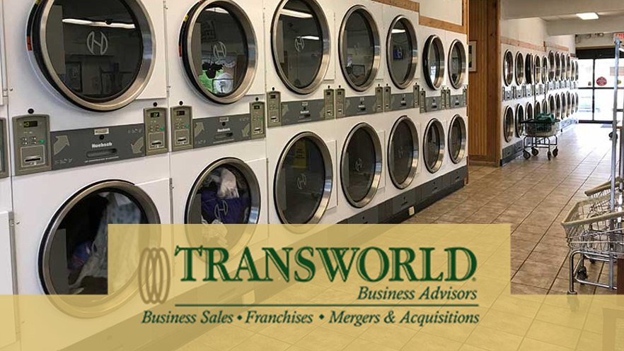 Washateria - Bargain Asset Purchase Option Available