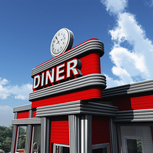 Over 70 Years Profitable Diner for Sale