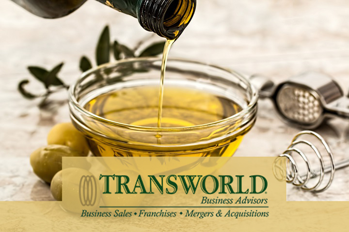 Olive Oil, Vinegar, Specialty Cooking Shop with E-Commerce