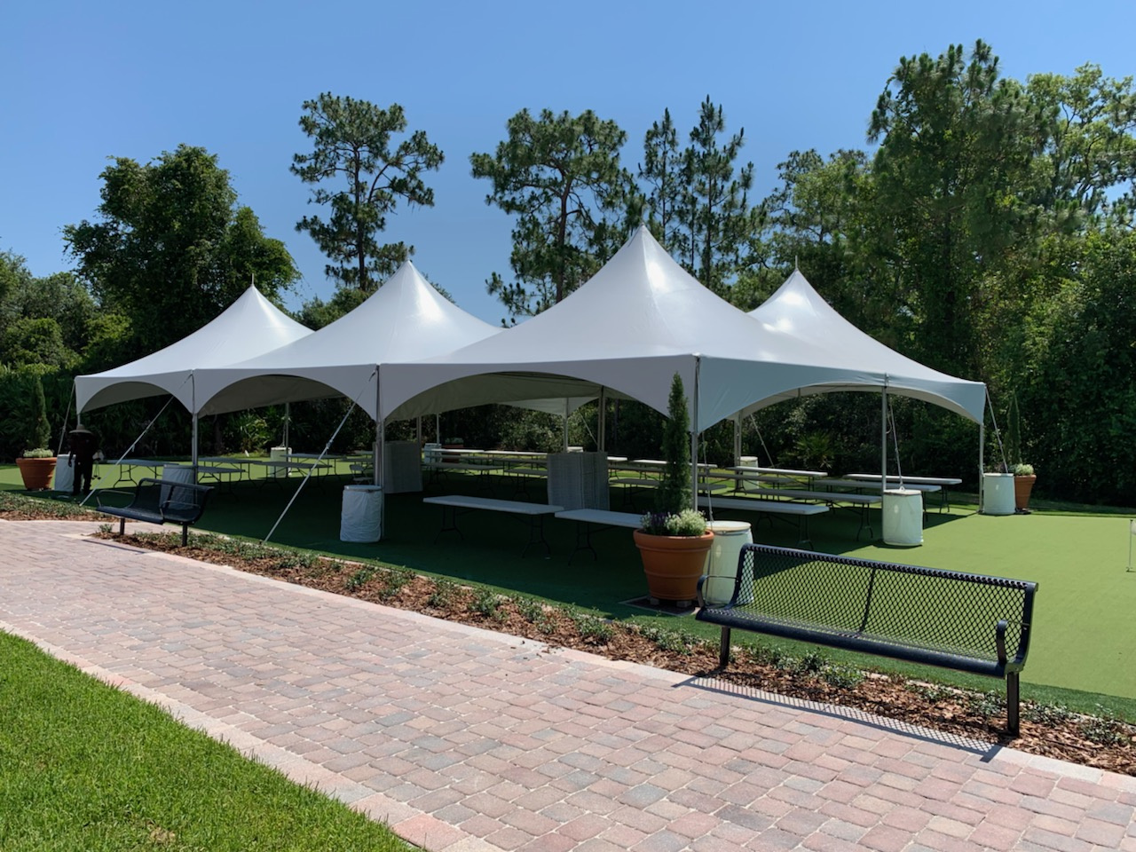 Money Maker Tent Rental Business In Volusia County