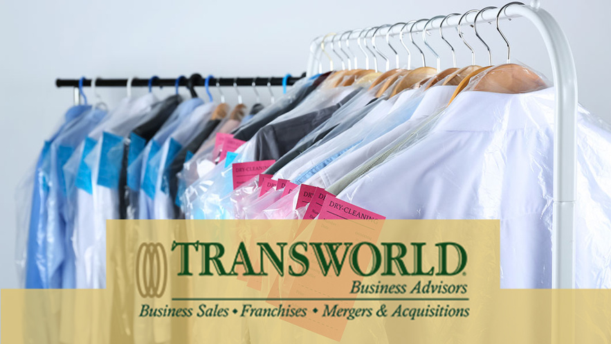 Dry Cleaner with 4 Drop Stores in Pasadena