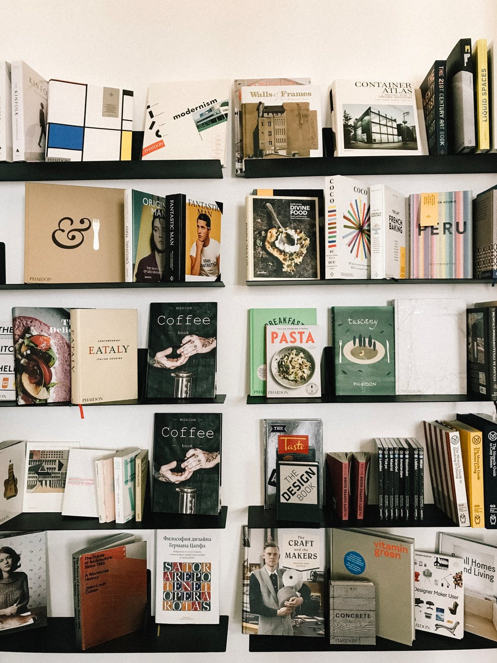 Eclectic Used Bookstore in the Heart of Great Shopping