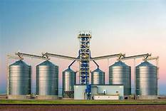 Central Michigan Grain Elevator with 460 BU Capacity