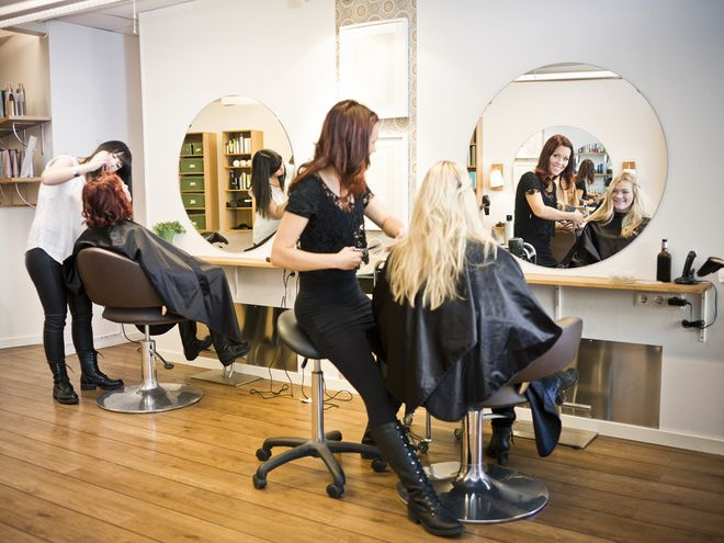 High Cash Flow Salon in Stanislaus County
