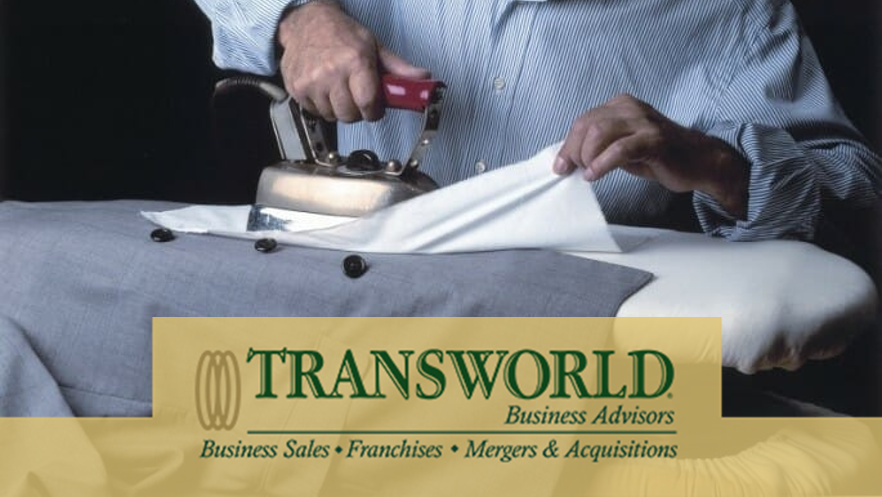Well Established Dry Cleaner - Prime Location w/Growth Potential