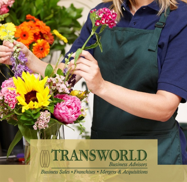 Operated floral and gift shop providing full service