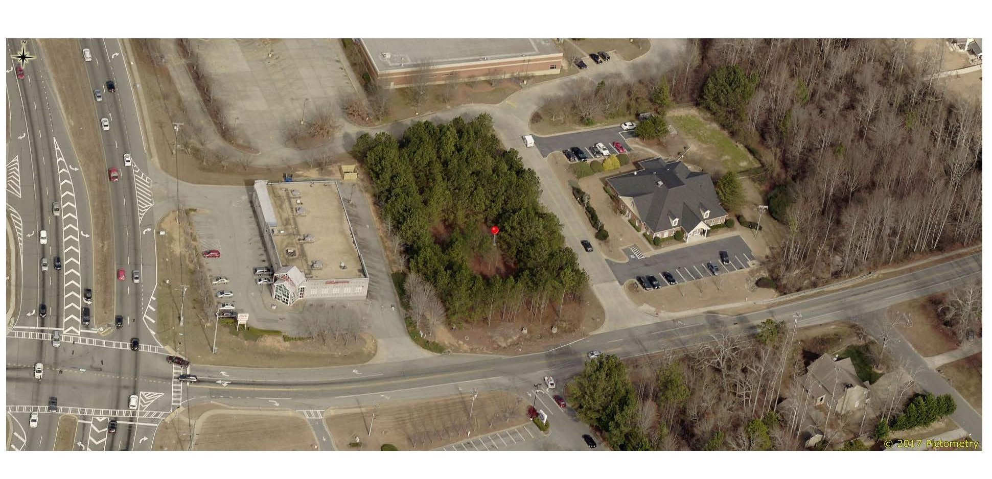 Commercial Parcel in Lawrenceville, GA