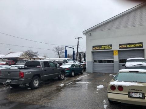 Complete Auto Service Shop