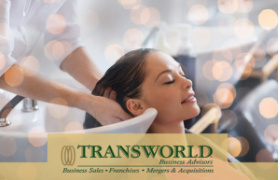 Beautiful Hair Salon with Strong Customer Base
