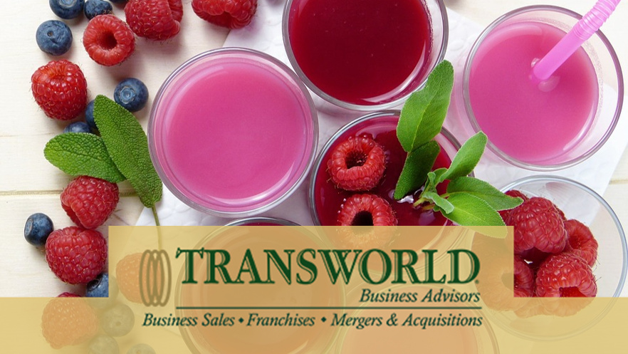 Leading National Smoothie Franchise-Very Urgent Sale