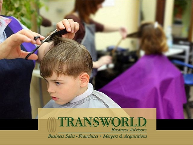 Hair Salon Franchise for Sale