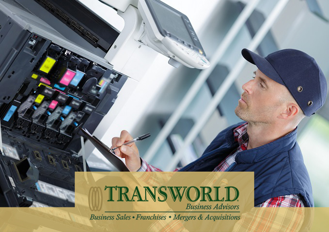 Copier Lease, Repair and Supplies Business