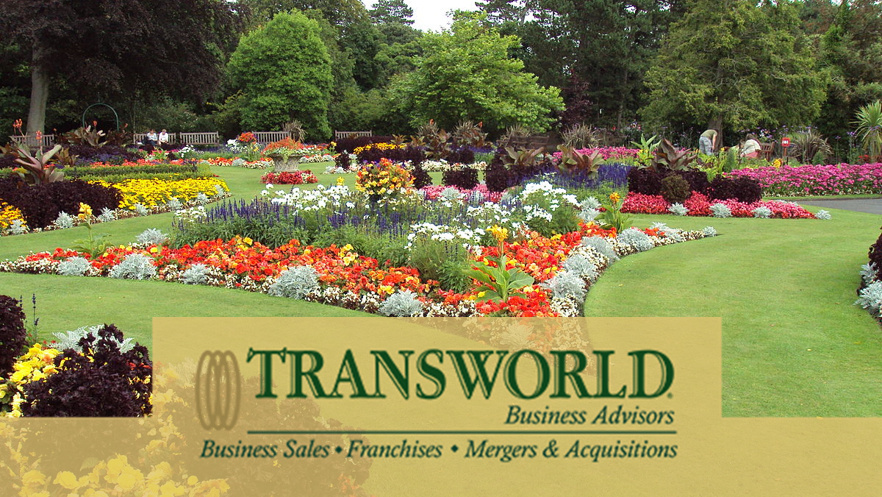 Residential Landscaping Business-Great Brand