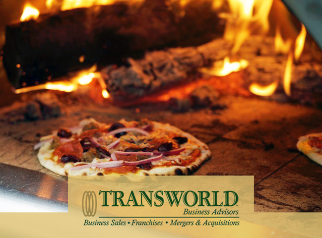 Sought After Area, Wood Fired Pizza