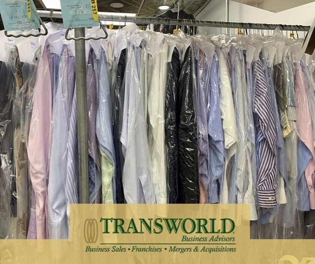 Profitable Laundry & Dry Cleaners in East Manhattan for Sale