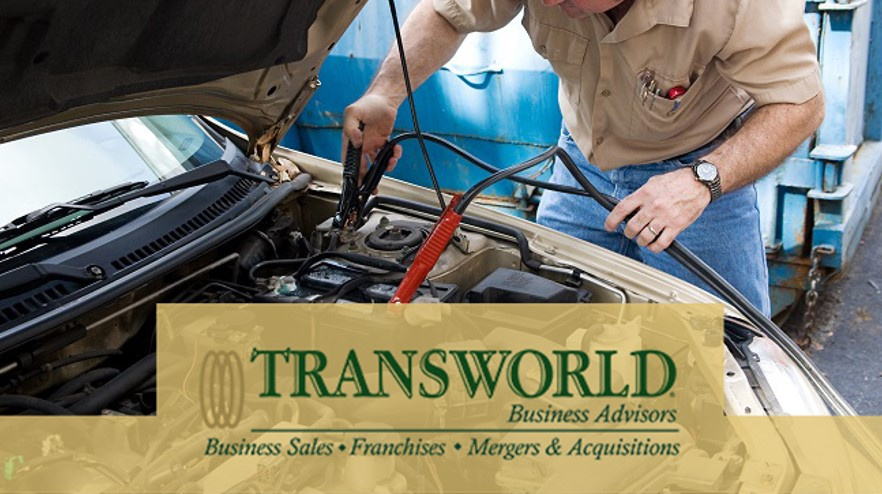 Two Established Transmission Repair Shops - Semi-Absentee Owner
