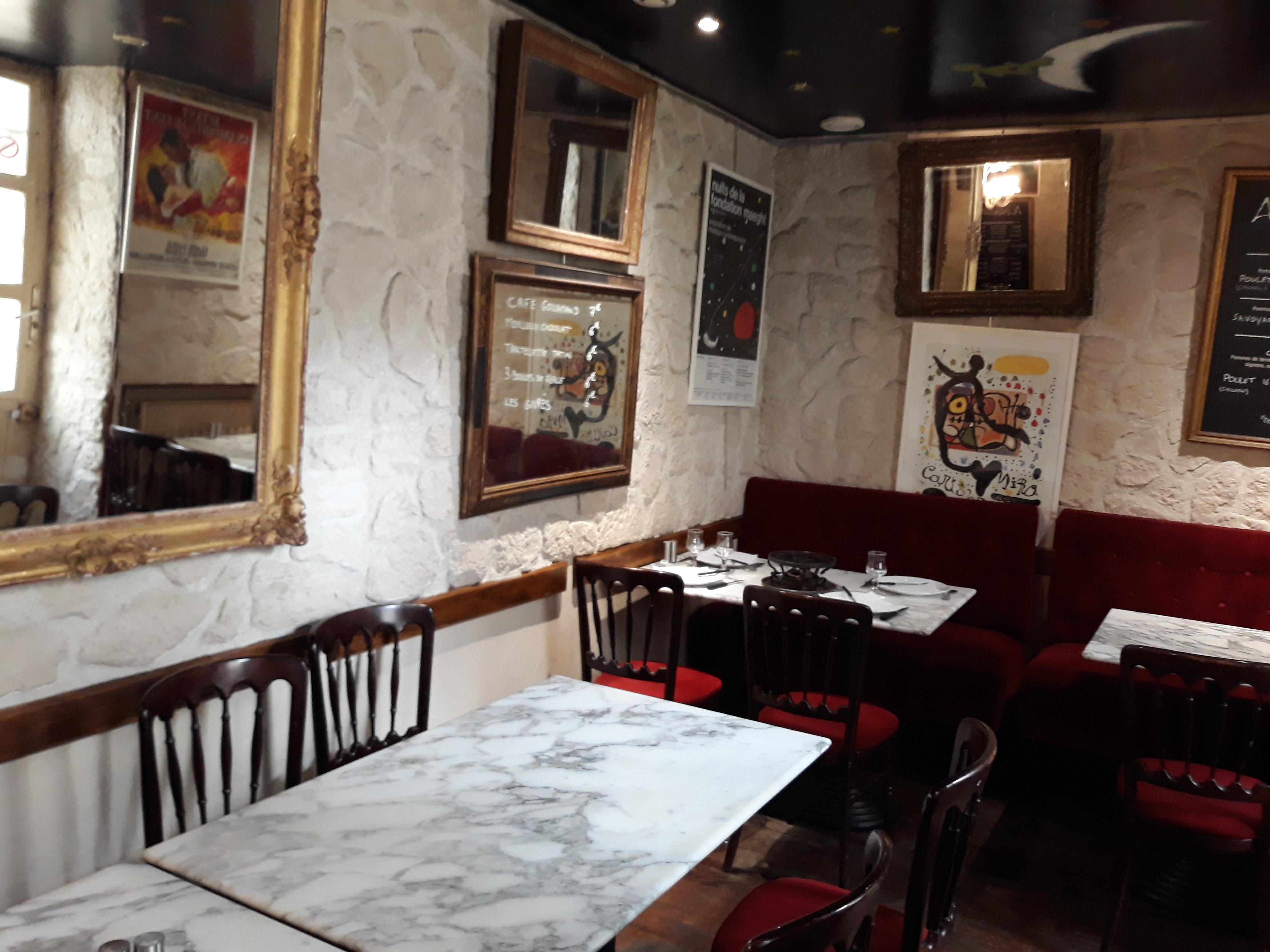 Restaurant Paris 5ème. Emplacement N°1. Murs et Fonds de commerce