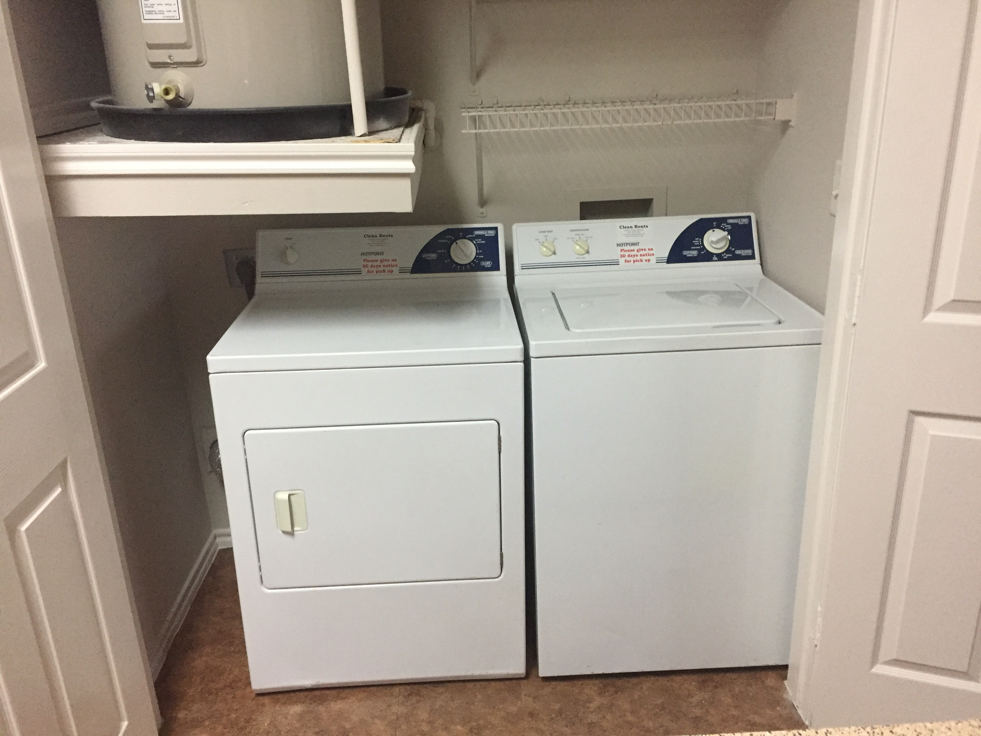 Consistent 12K Monthly Income Washer Dryer Rental Co. for SALE