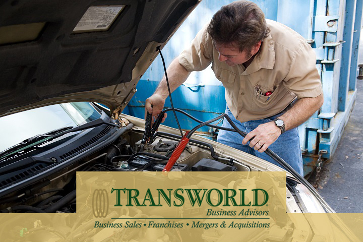 Turnkey Premier Auto Repair Shop