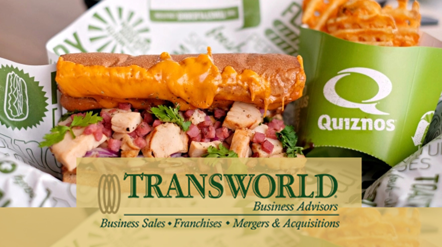 2 Quiznos in North Houston - Semi Absentee