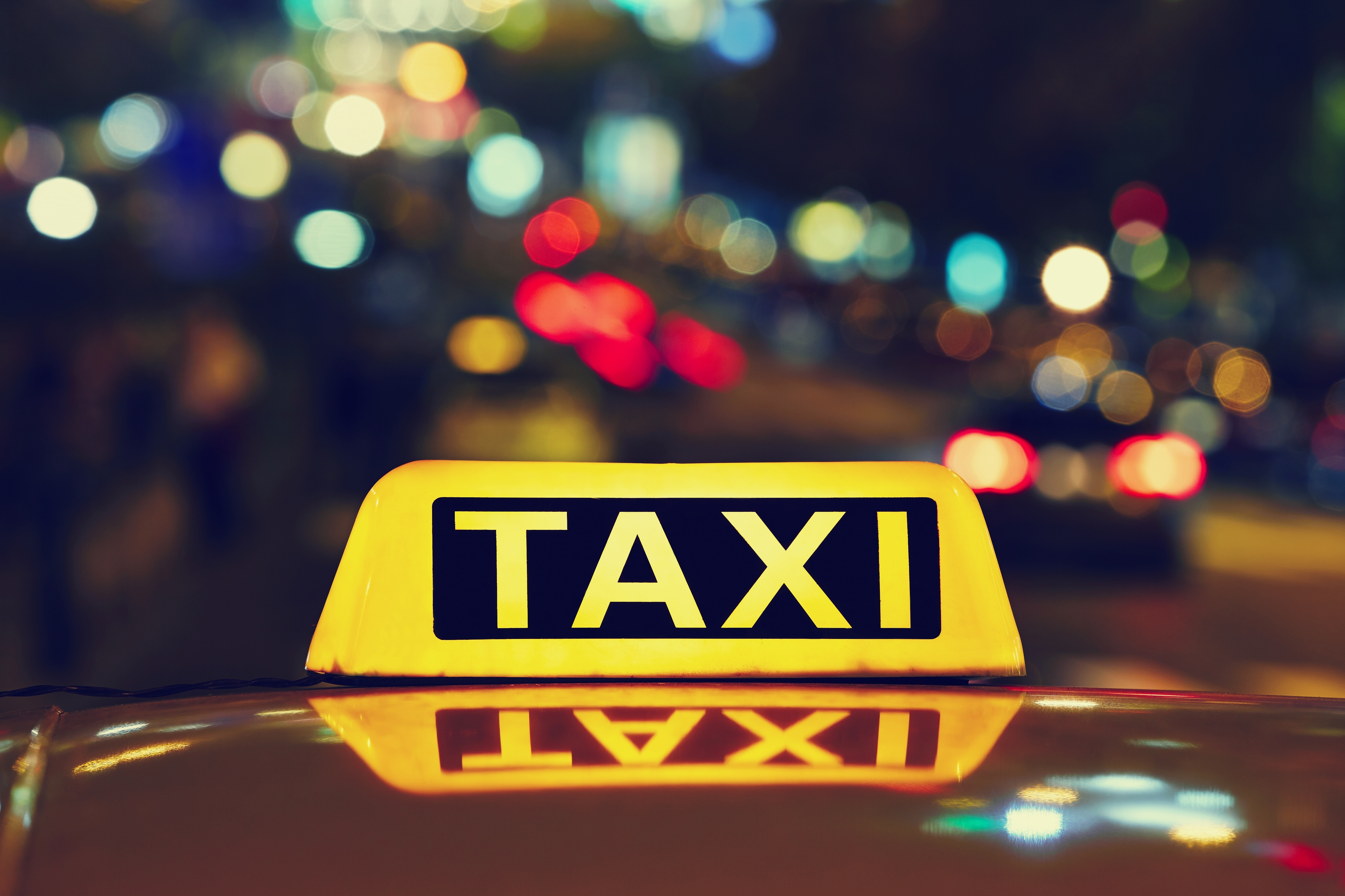 Thriving Taxi Company for Sale