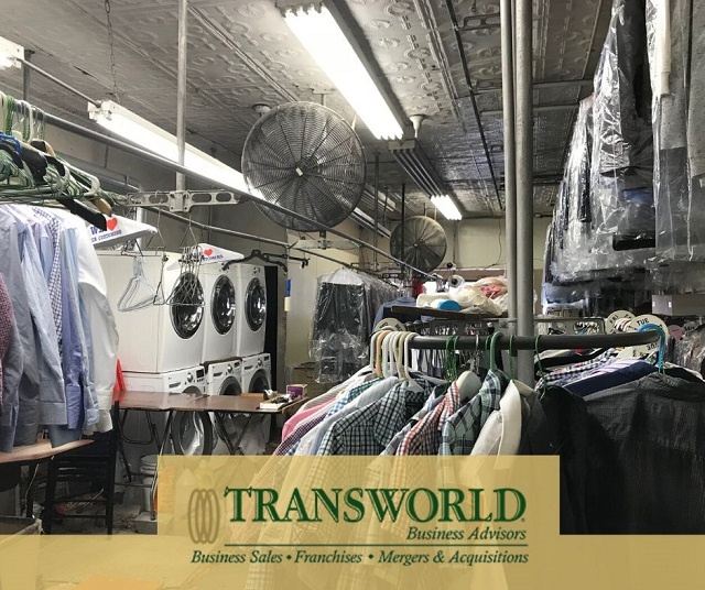 Established Dry Cleaners in Queens for Sale