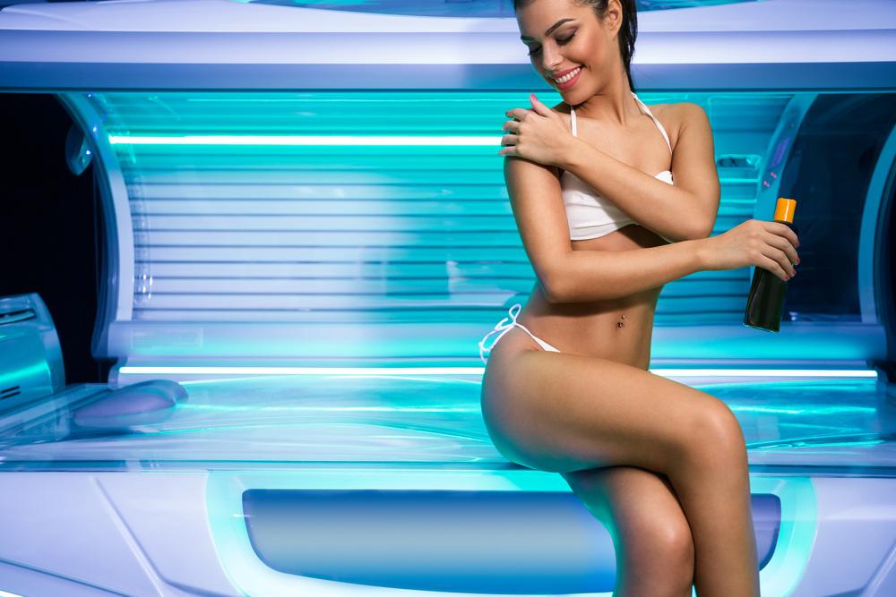 Upscale Tanning Salon & Retail Nutrition sales