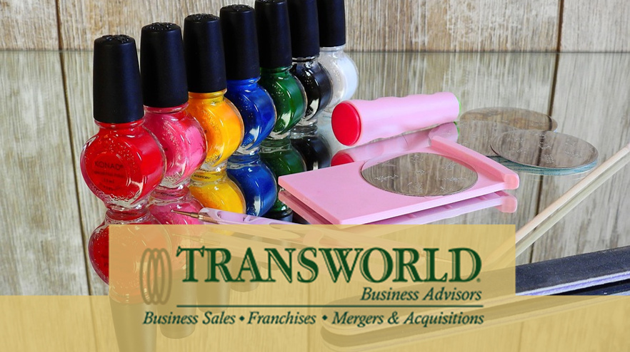 Profitable Nail Salon with Natural Products