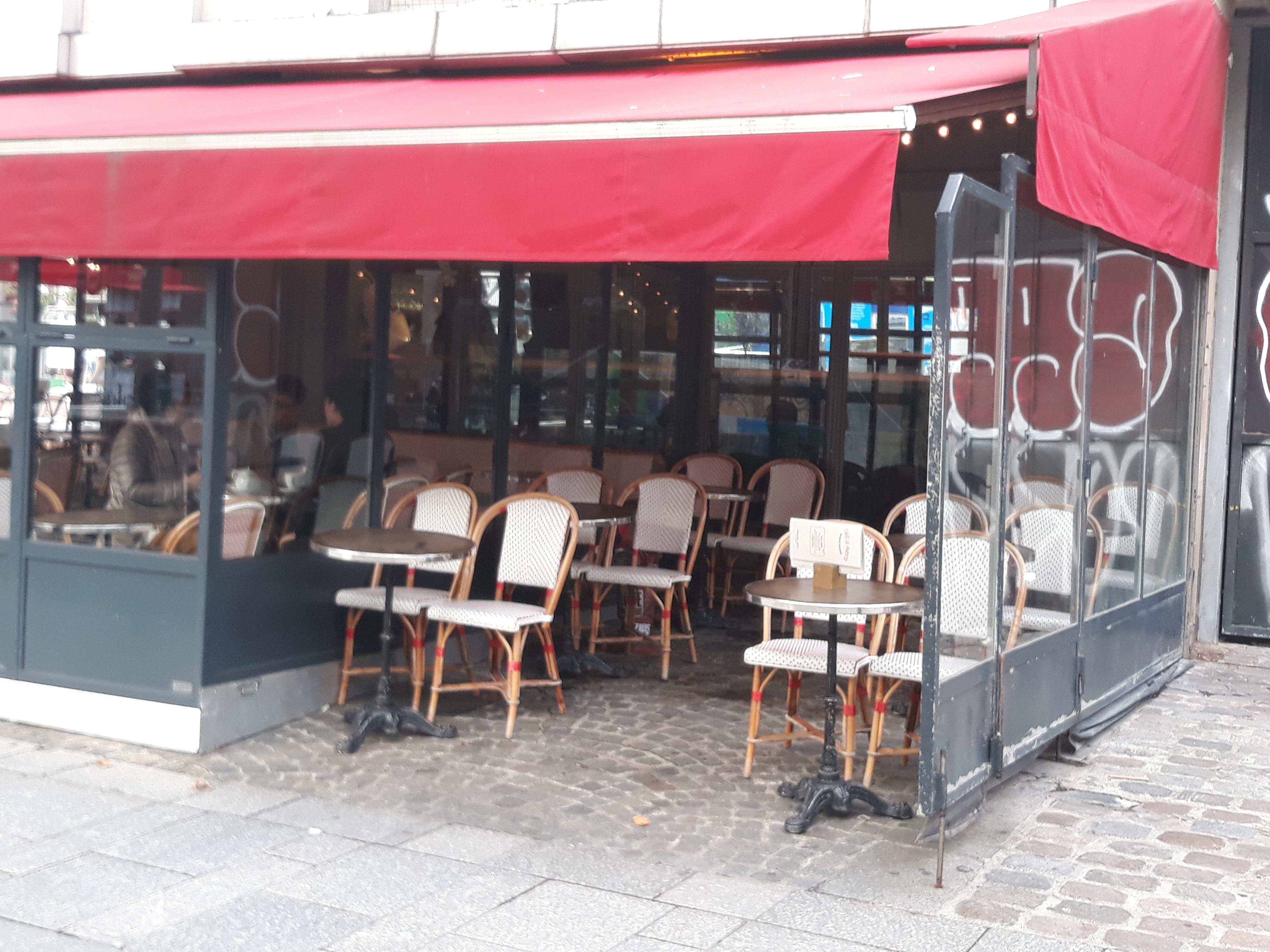 Bar Restaurant : Emplacement n°1 -  Au cœur du quartier Beaubourg