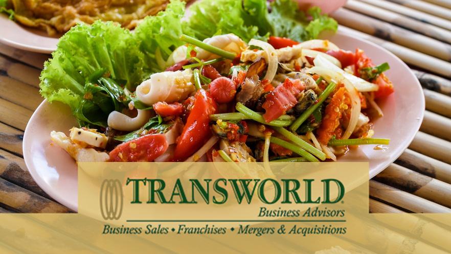 Upmarket Thai Restaurant - Energy Corridor- Urgent Sale