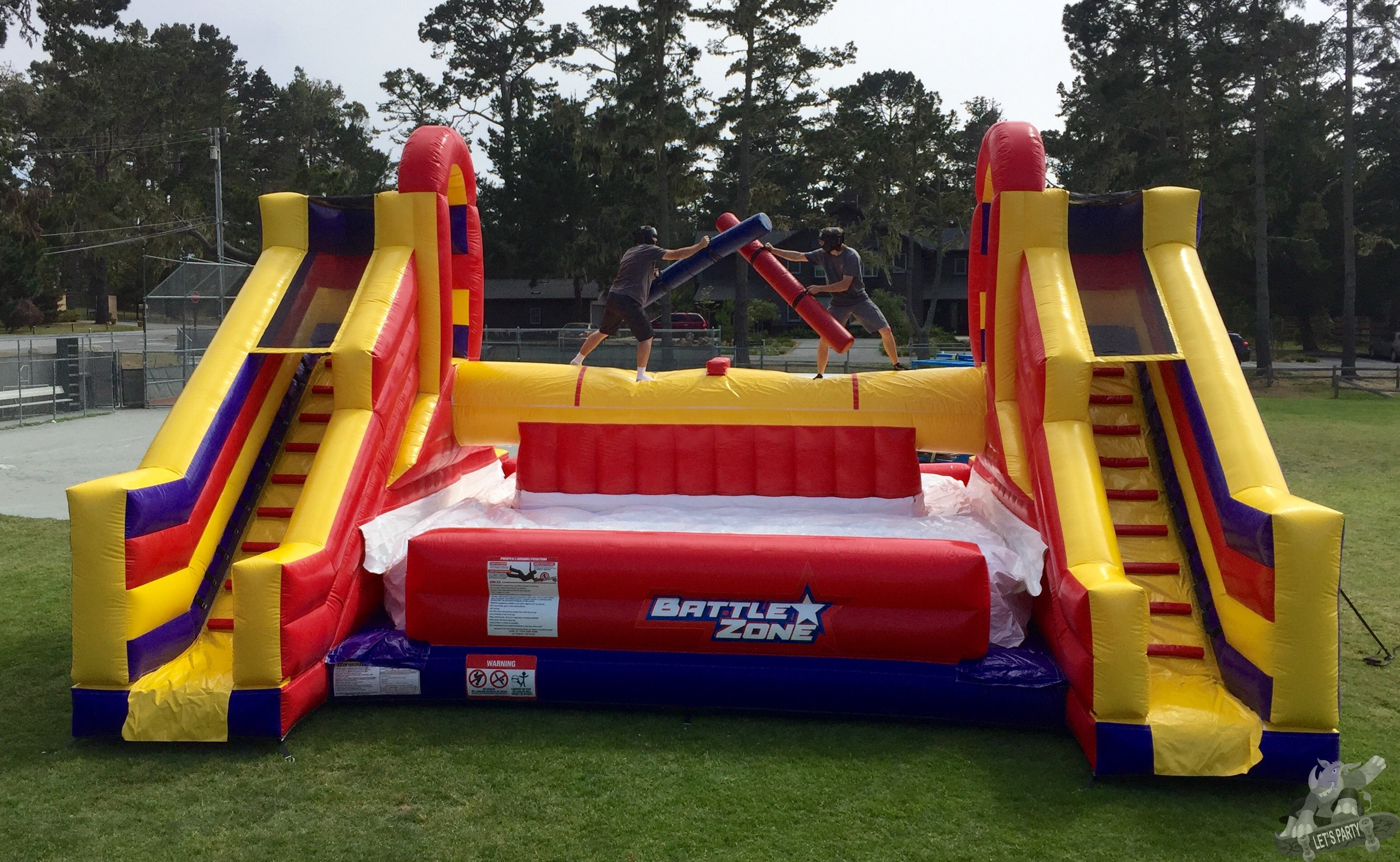 Turn-key Inflatable Bounce House Business