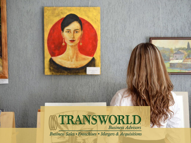 Truly Unique Art Marketing Opportunity in Trade Show Model