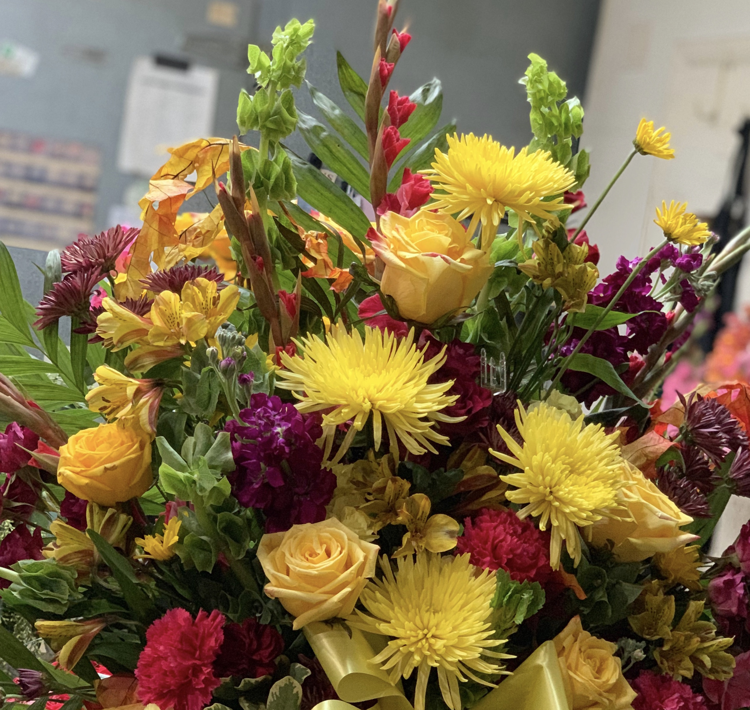 Revamped and Fully Staffed Florist - MontCo