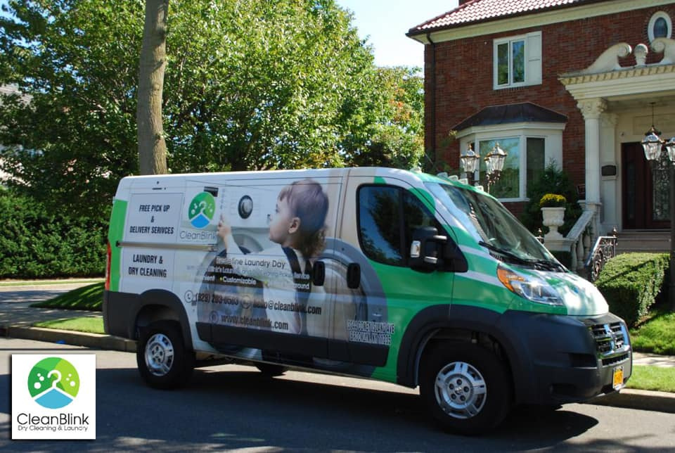 Premier Brooklyn Laundry & Dry Cleaning pickup & delivery service