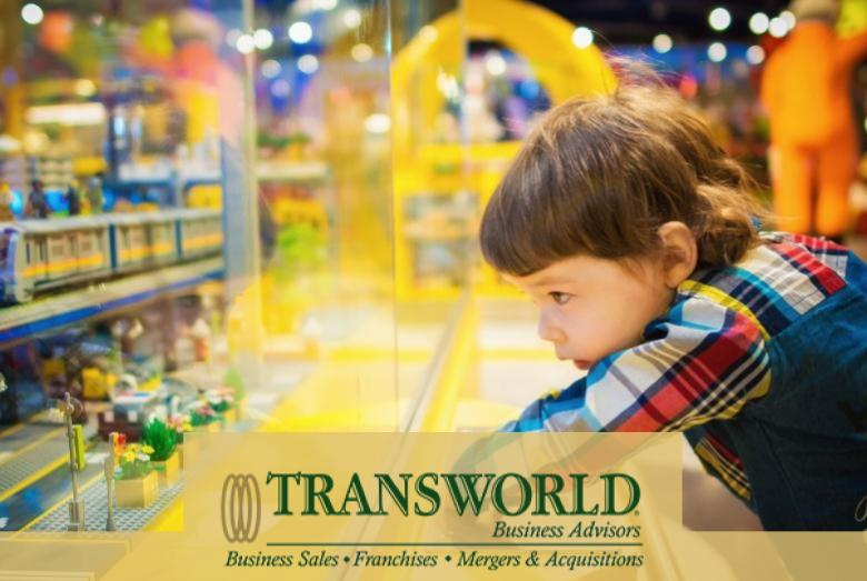 Educational Retail Toy Store For Sale